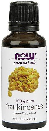 Oleo Essencial NOW  Frankincense ( Olibano) 100%  Puro 30 ml