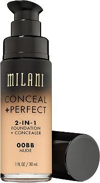 Conceal + Perfect 2-In-1 Foundation MILANI 30 ml