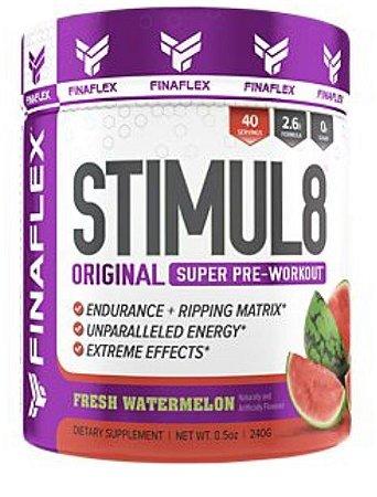 Stimul8 Super Pre-Workout - Fresh Watermelon (40 Servings)