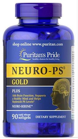 Neuro PS Gold PURITAN'S 90 softgels