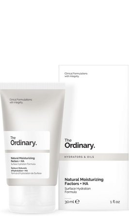 Natural Moisturizing Factors + HA  The Ordinary 30ml