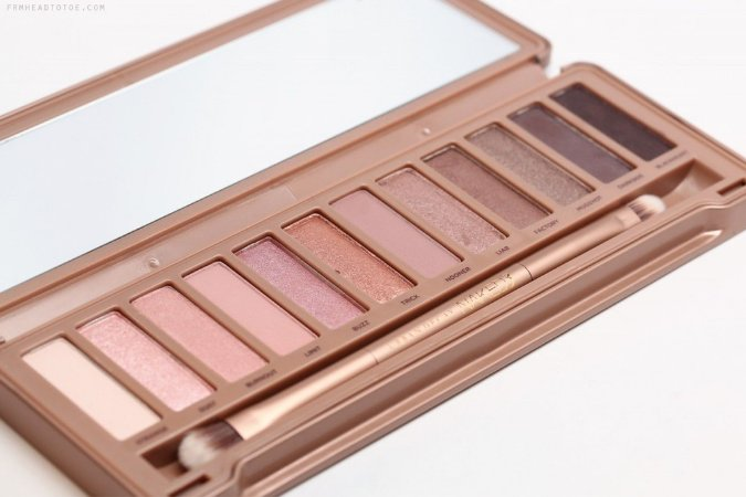 Urban Decay - Naked 3 - Paleta