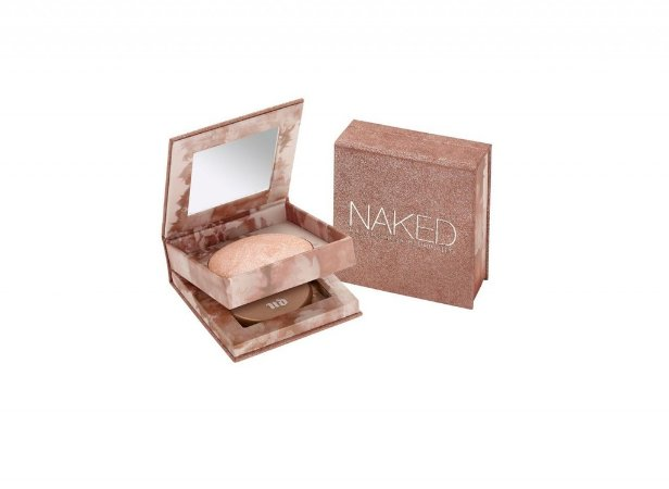 Urban Decay - Naked Illuminated Shimmering Powder - Rosto e Corpo