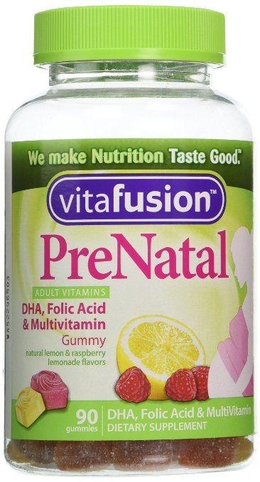Prenatal Gummy - Vitafusion - 90 Unidades
