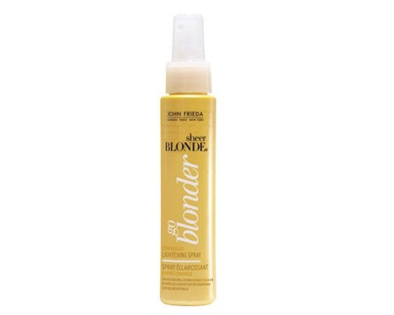 Sheer Blonde Go Blonder Controlled Lightening Spray - John Frieda - 103ml