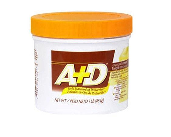 A+D Pomada Para Prevenir Assadura - 454g