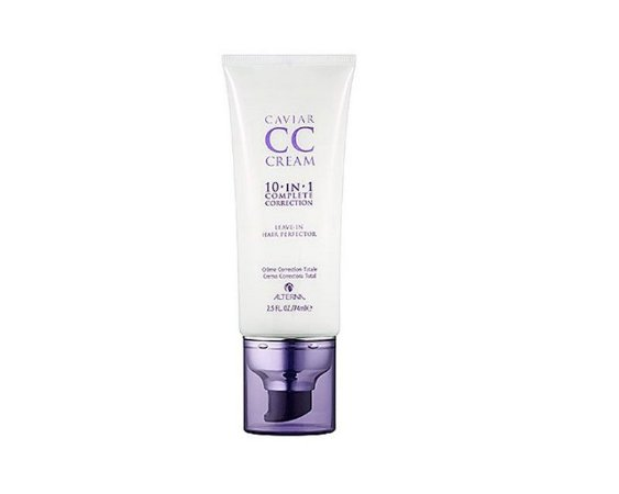 Caviar CC Cream for Hair 10 in 1 Complete Crrection - 74ml