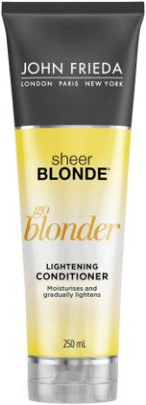 Condicionador  John Frieda Sheer Blonde Lightening 245ml