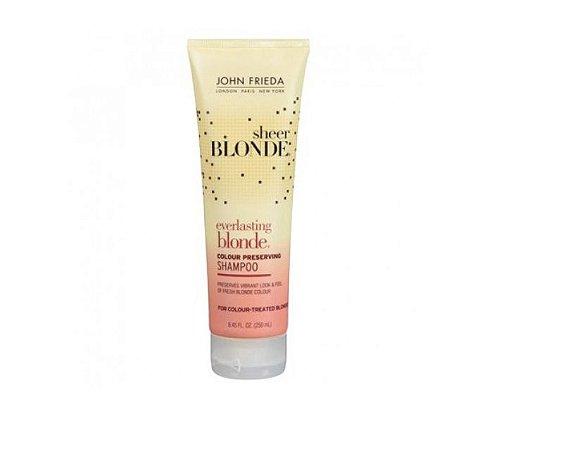 Shampoo - John Frieda Sheer Blonde Everlasting - 250ml