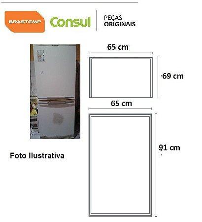 JOGO DE BORRACHAS PARA BRH42