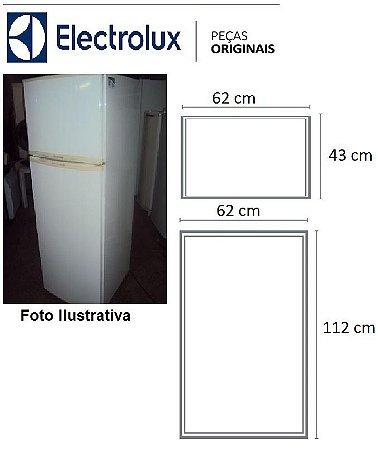 Borracha / Gaxeta Refrigerador Electrolux Dc440 / D44 (jogo)