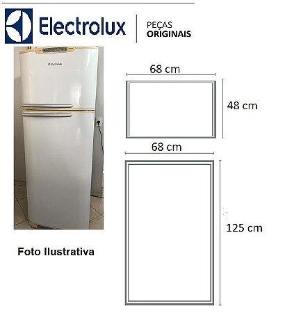 Borrachas Da Electrolux Dff44 / Df45 / Dc47 - Jogo