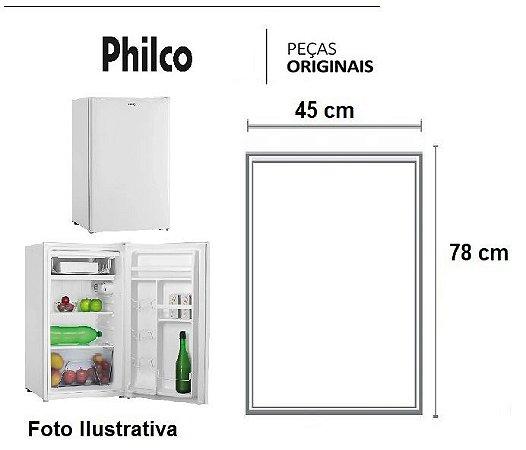 Borracha Frigobar - Philco Ph115 Borracha De Encaixe-pressão