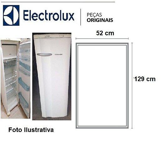 Gaxeta Borracha Refrigerador Electrolux Re25 Re26 Re28 Aba