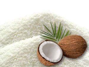 Coco Ralado Fino 500g - A Granel