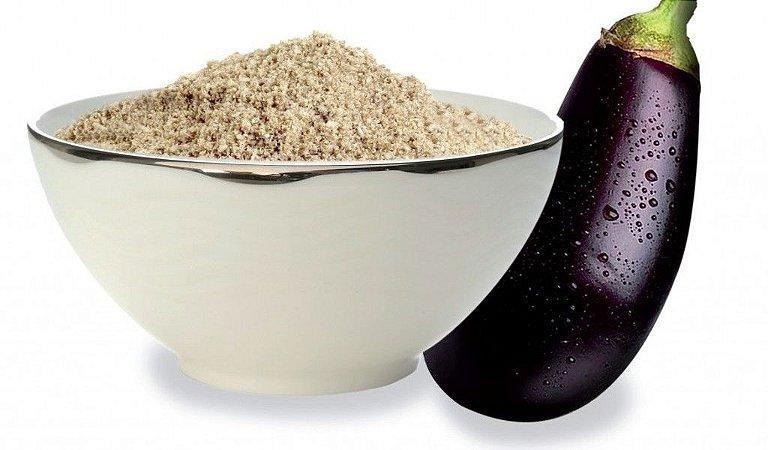 Farinha de berinjela 100g - A Granel