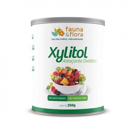 Xylitol Adoçante Dietetico - 250g