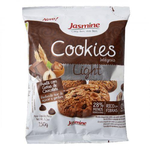 Cookies Integrais Light 150g - Jasmine