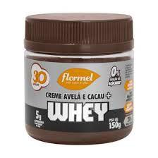 CREME AVELA/CACAU + WHEY ZERO ACUC. 150G