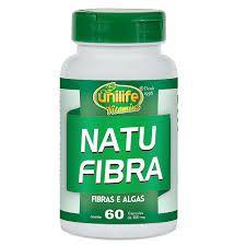Natu Fibra Unilife 60 Cápsulas