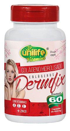 Colágeno hidrolisado Dermfix  450 mg - 60 cápsulas