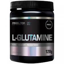 L-GLUTAMINE 120 gr