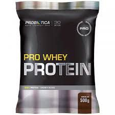 Pro Whey Protein 500g - Probiótica chocolate