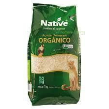Açúcar Demerara orgânico 1 kg