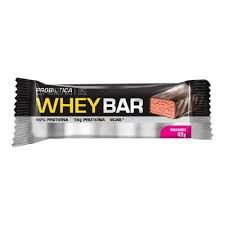 WHEY BAR 16 gr - Morango