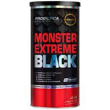 MONSTER EXTREME BLACK - 22 PACKS