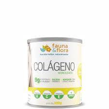Colágeno Hidrolisado - 9g de peptídeos de colágeno/ silício orgânico/ Adoçado com Stevia e Taumatina