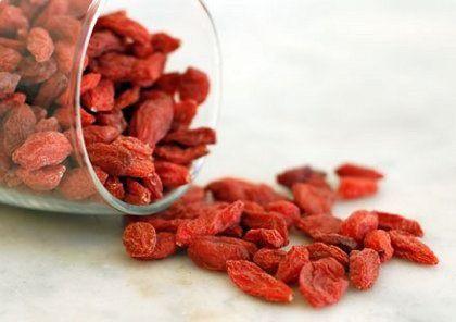 Goji Berry Desidratado 100g - A Granel