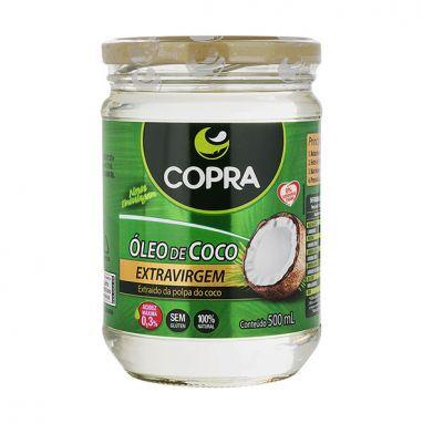 Oleo de Coco Extra-Virgem Copra 500ml