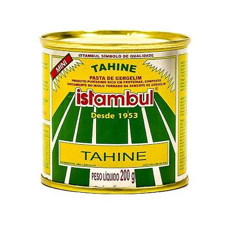 Tahine - Pasta de Gergelim - Istambul 200g