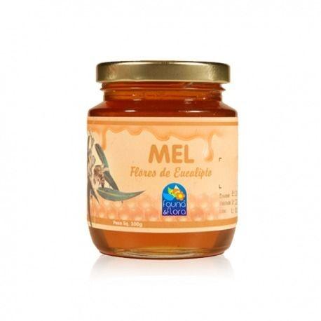 Mel Flores de Eucalipto 300 g