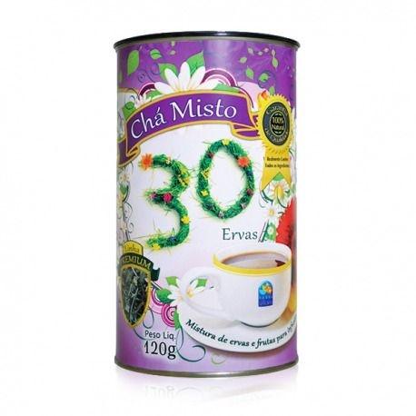 Chá 30 ervas