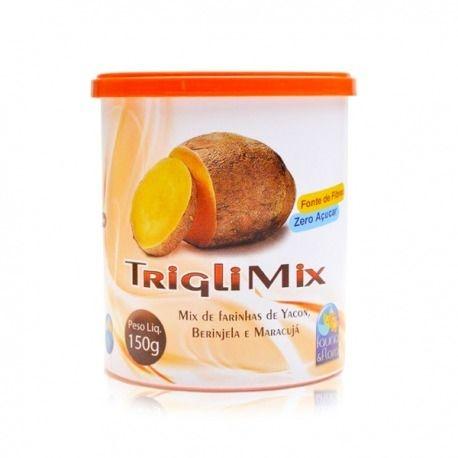 Triglimix Mix de Farinha de Yacon, Beringela e Maracujá