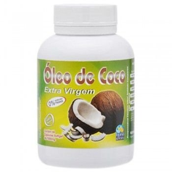 Óleo de Coco 60 Cápsulas de 1000mg