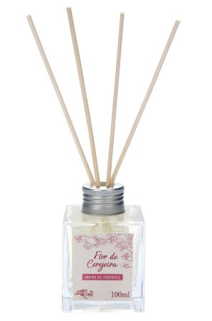 Aroma de Ambiente Flor de Cerejeira 100ml
