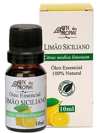 Limão Siciliano Óleo Essencial 10ml