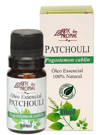 Patchouli Óleo Essencial 10ml