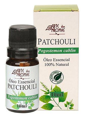 Patchouli Óleo Essencial 10ml