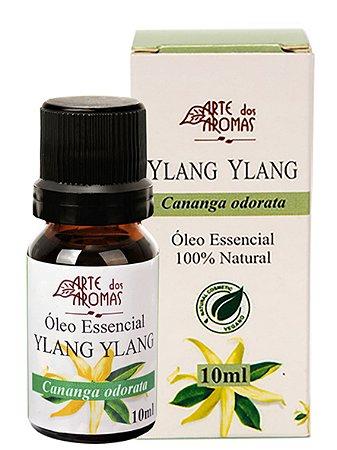 Ylang Ylang  Óleo Essencial 10ml