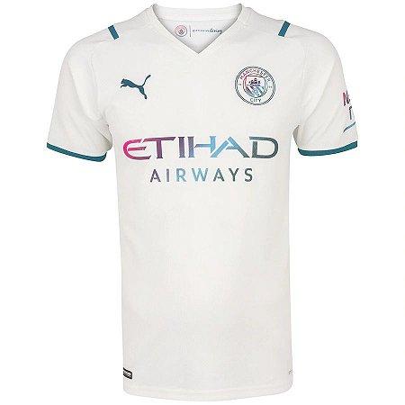 Camisa Manchester City II 21/22 Puma - Masculina