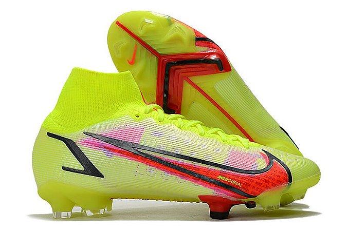 Chuteira Nike Mercurial Superfly 8 Elite FG
