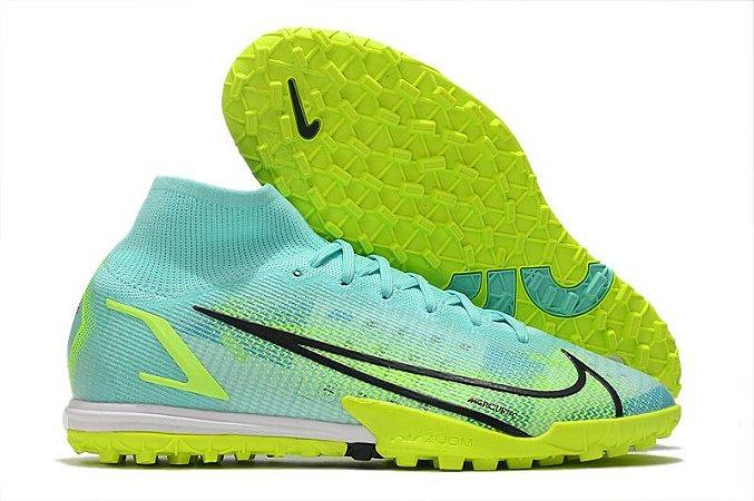 Chuteira Nike Mercurial Superfly 9 Elite TF