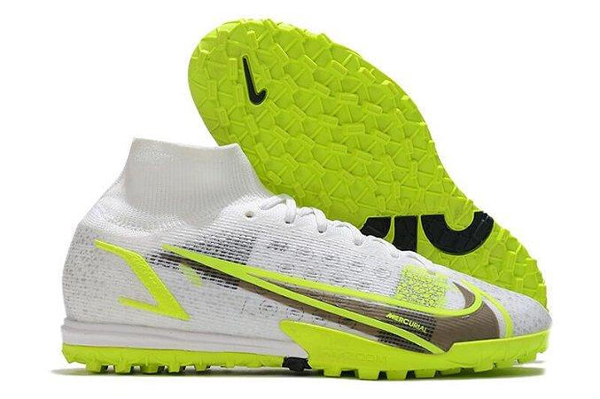 Chuteira Society Nike Mercurial Superfly 9 Elite TF