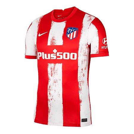 Camisa Atlético de Madrid I 21/22 Nike - Masculina
