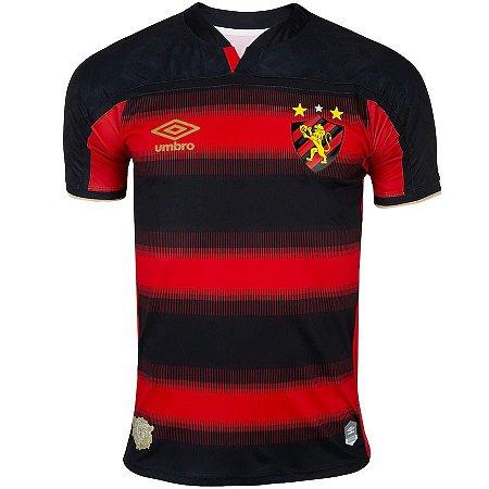 Camisa do Sport Recife I 2020 Umbro - Masculina