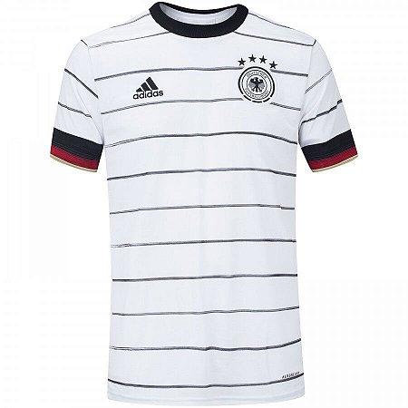 Camisa Seleção Alemanha 2020 s/n° Torcedor Adidas Masculina